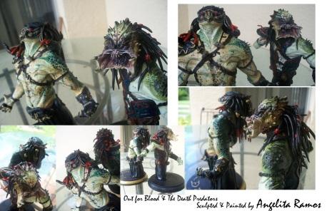 Painted Predators