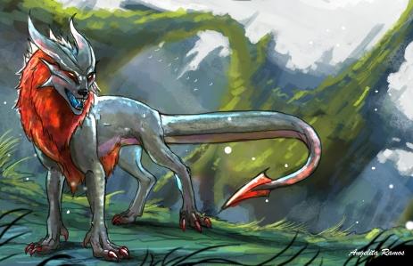 Wolf Dragon2